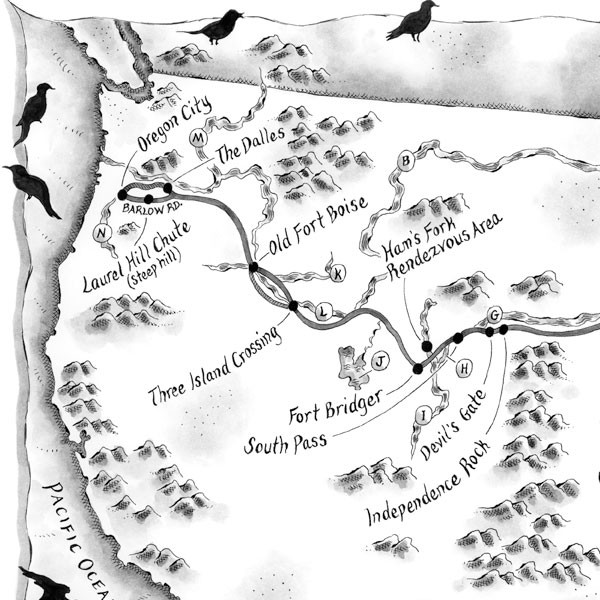 The Waterseeker Map