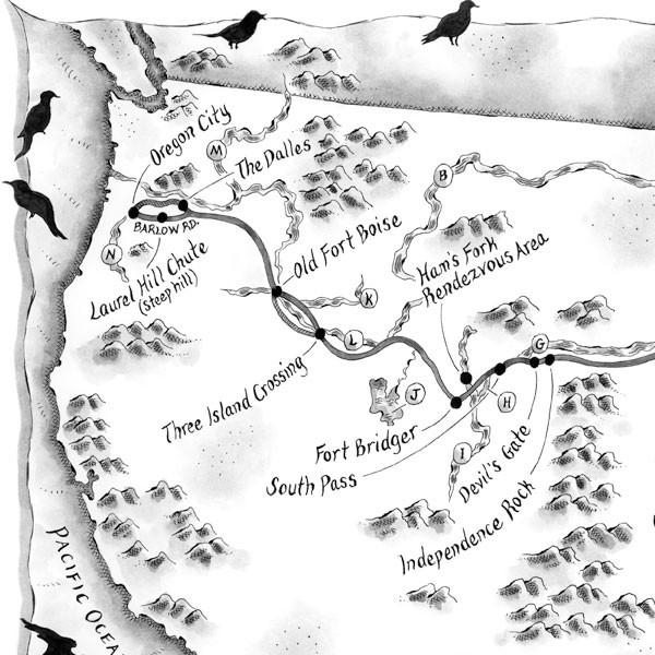The Waterseeker Map